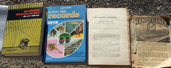 Inventions anciennes et records 0 Saint-Clair-sur-Galaure (38)