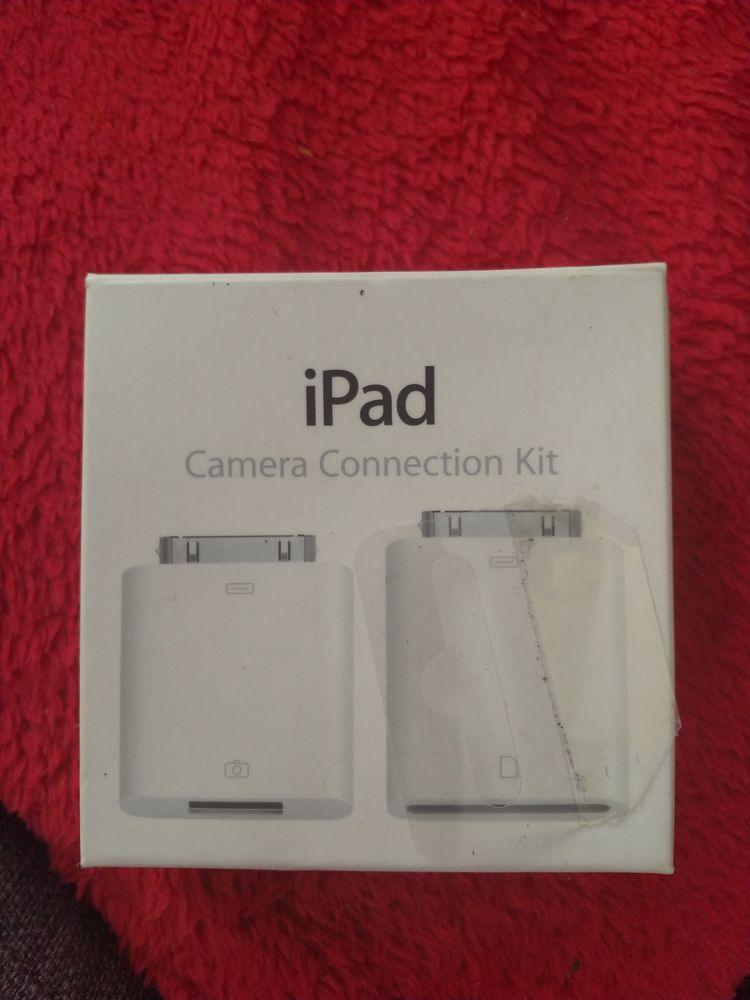 Ipad- Kit de connexion appareil Photo (neuf) 15 Savigny-sur-Orge (91)