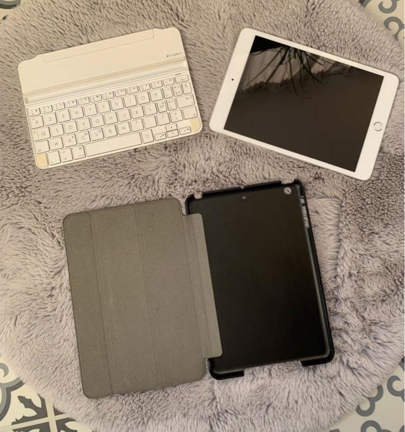 iPad mini 3 16Go + clavier bluetooth  150 Issy-les-Moulineaux (92)