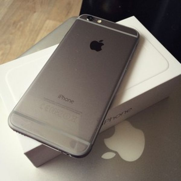 Iphone 6 Gris Neuf