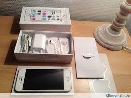 achetez iphone 5s 16 go occasion annonce vente asni res. Black Bedroom Furniture Sets. Home Design Ideas