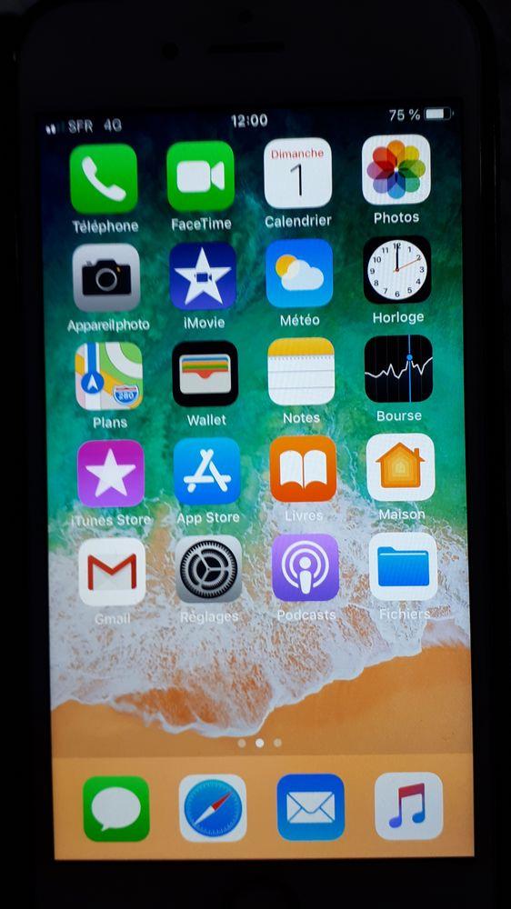 IPHONE 6 de 128 Go Gris sidéral Téléphones et tablettes