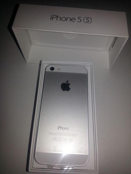 Iphone 5 S 16 Go NEUF gagné à un concours 500 Vichy (03)