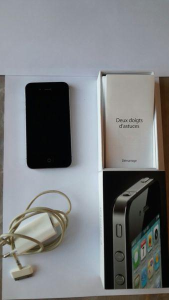 Iphone 4 16 Go Noir 90 Montrabé (31)
