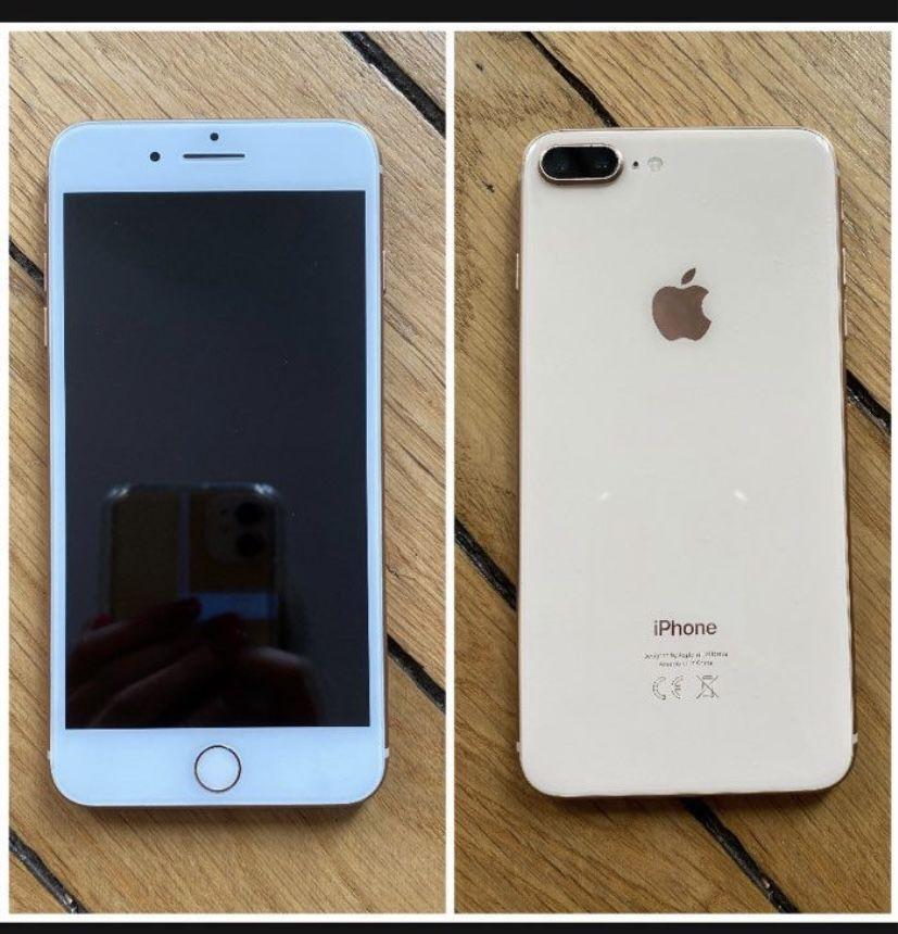 iPhone 8+ rose gold - neuf  0 Versailles (78)