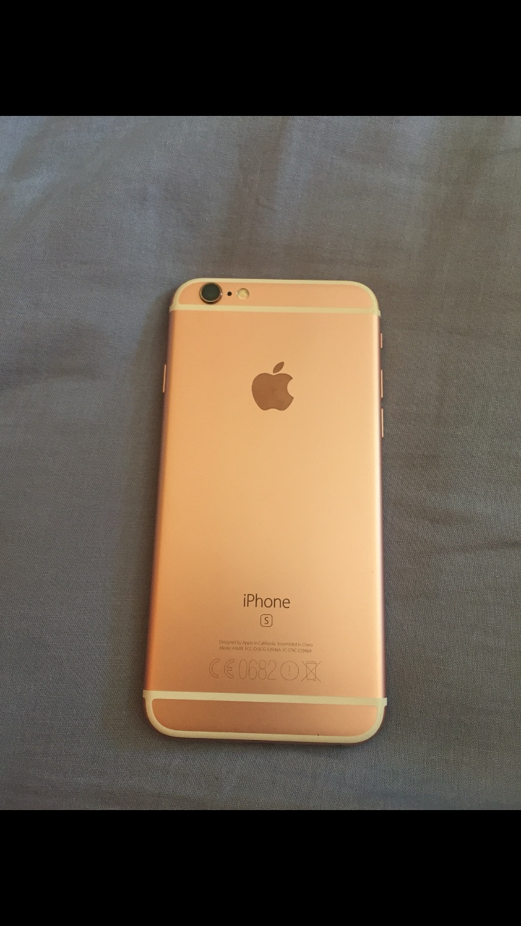 iphone 6s rose occasion