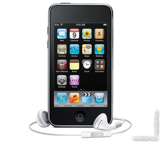 iPod touch 8 giga sans accessoires Audio et hifi
