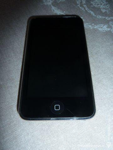 Ipod Touch 3 8GO Audio et hifi