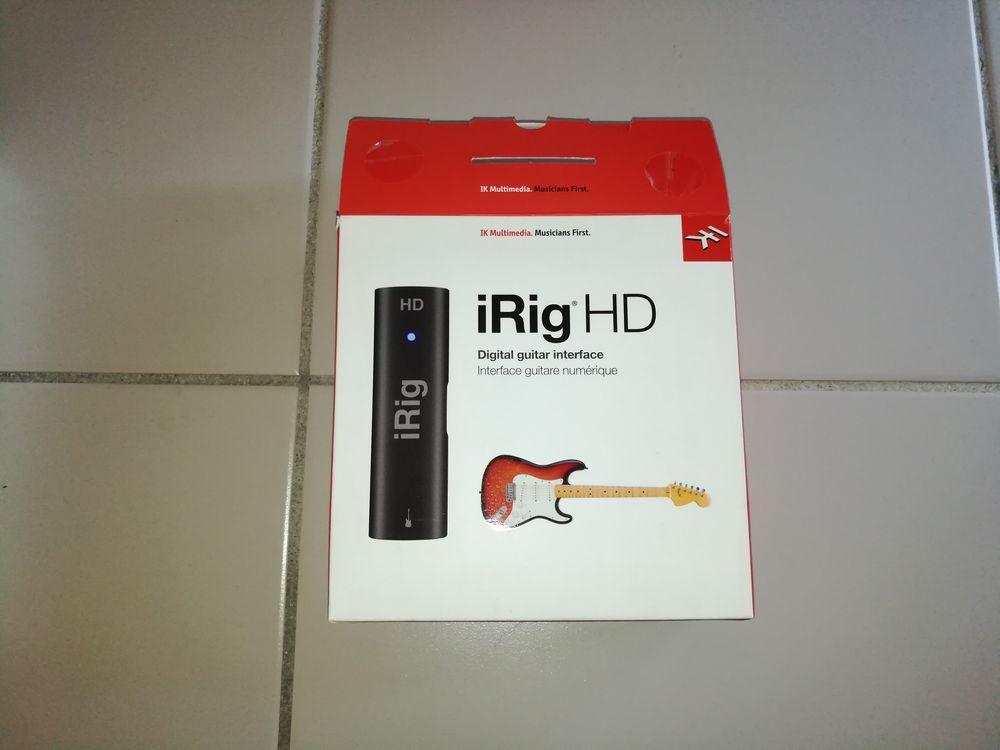 Irig HD 40 Mandelieu-la-Napoule (06)