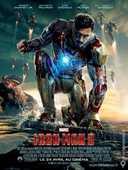 IRON MAN 3 Affiche Cinéma 120x160 cm Marvel 15 Maisons-Alfort (94)