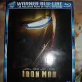 Iron Man 2 DVD en BluRay 20 Montreuil (93)