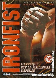 Dvd: Iron Fist (522) DVD et blu-ray