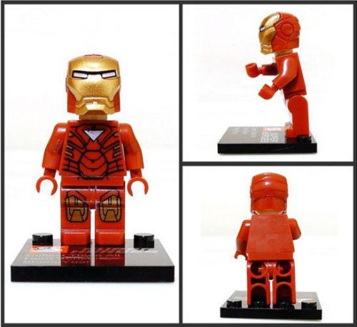 iron man marvel avengers lego dc comics star wars 2 Épinay-sous-Sénart (91)