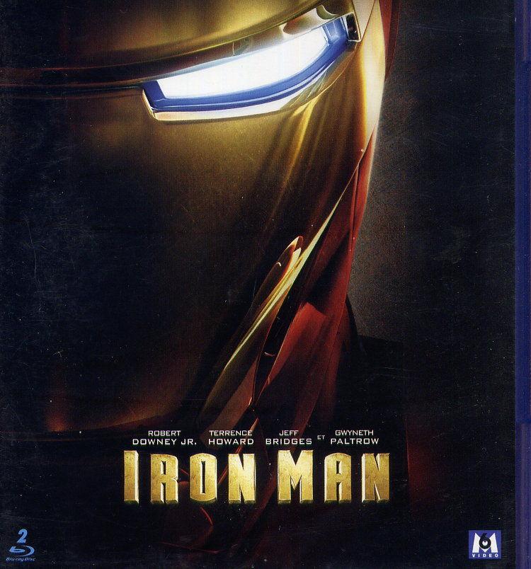 DVD blu-ray IRON MAN 6 Mouvaux (59)