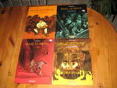 lot bd ISAAC LE PIRATE 1 A 4 poisson pilote  25 Cézy (89)