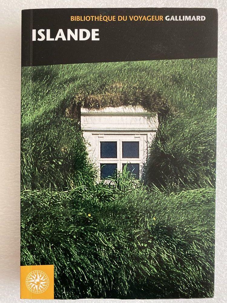 Islande- bibliotheque du voyageur - guides gallimard 16 Joué-lès-Tours (37)