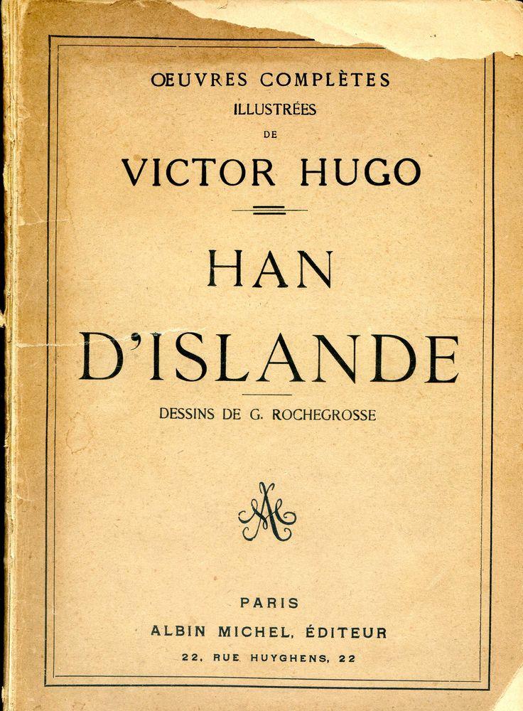 HAN D'ISLANDE - Victor Hugo, 20 Rennes (35)