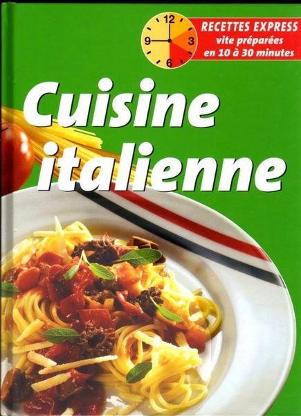 ITALIE - cuisine italienne - CUISINE / prixportcompris 12 Reims (51)