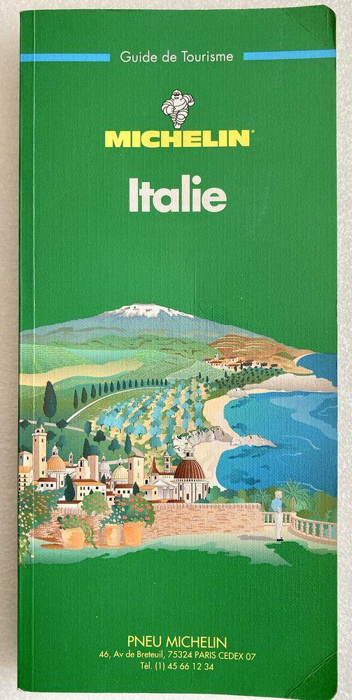 Italie guide voyage michelin 4 Joué-lès-Tours (37)