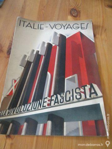 Italie - Voyages N°1 - Janvier 1933 18 Villeurbanne (69)