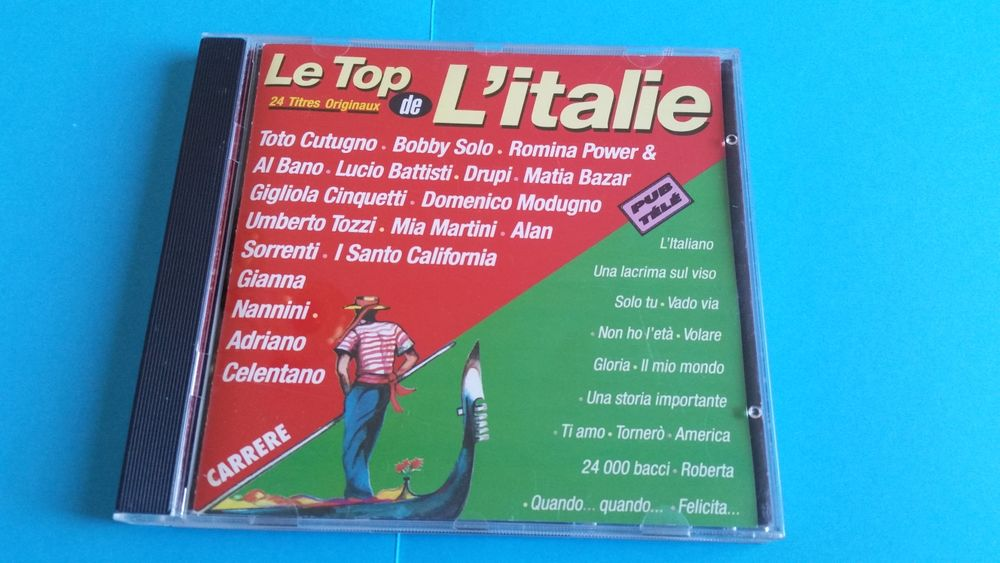 LE TOP DE L'ITALIE 0 Strasbourg (67)