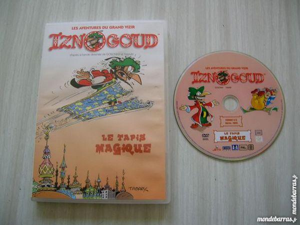 DVD IZNOGOUD Le tapis magique DVD et blu-ray