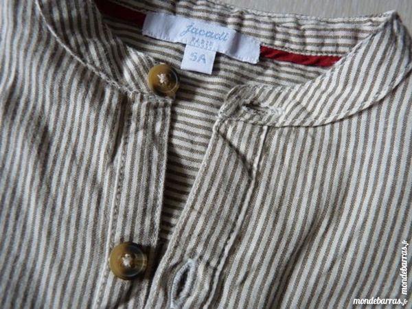 jacadi 5 ans chemise 10 Brienne-le-Château (10)