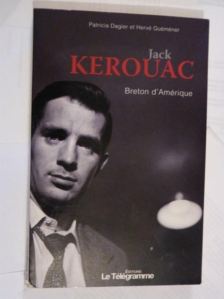 JACK KEROUAC LE BRETON D' AMERIQUE 8 Brest (29)