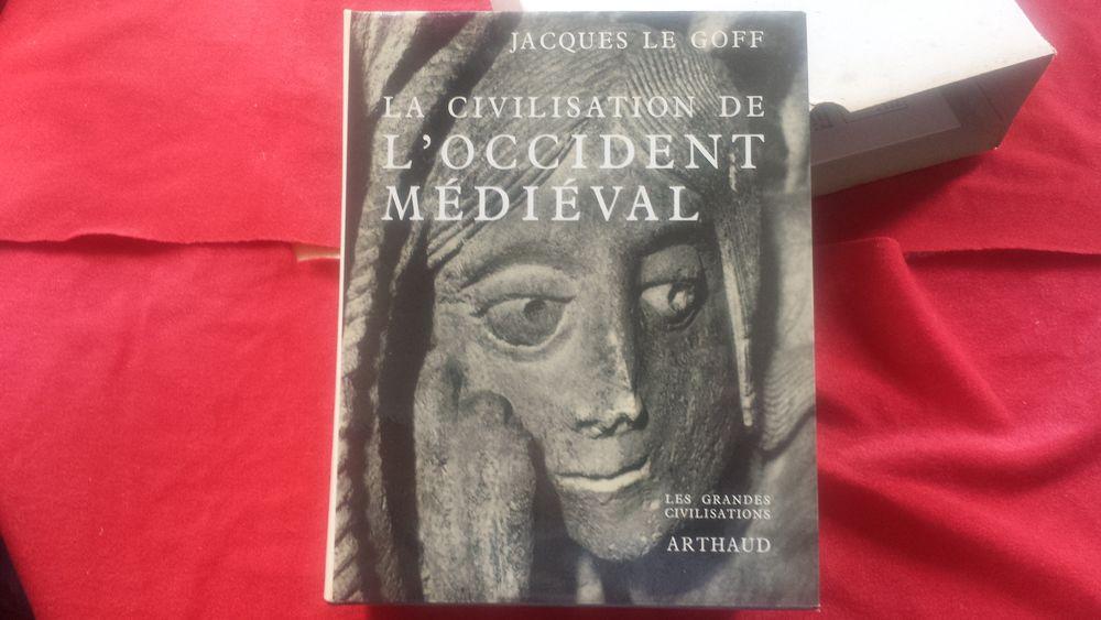 Jacques LE GOFF   La civilisation de l'occident médiéval  35 Moissac (82)