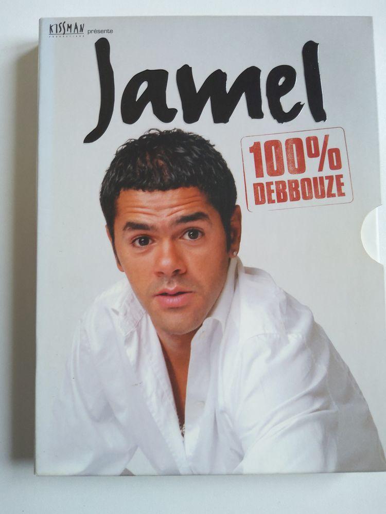 JAMEL 100% DEBBOUZE en double DVD 2 Saint-Bonnet-les-Oules (42)