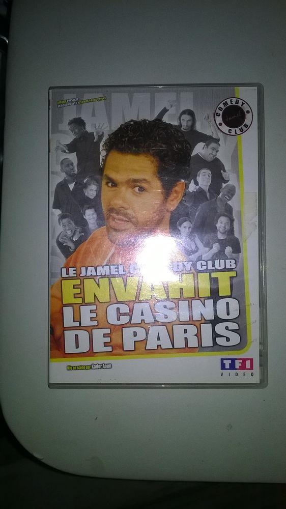 DVD Jamel envahit le casino de Paris 2007 Excellent etat 10 Talange (57)
