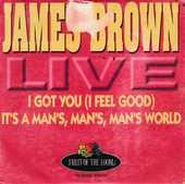 CD     James Brown     Live       Fruit Of The Loom 2 Bagnolet (93)