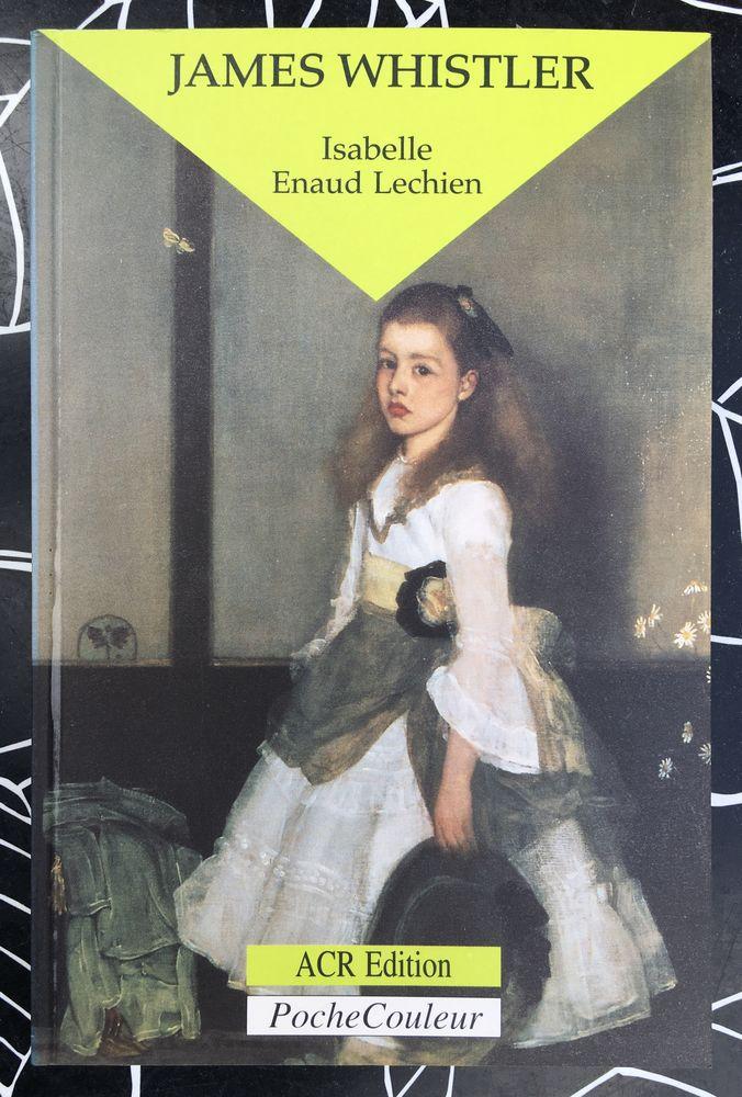 James whistler,Le peintre, le polémiste, Beau livre Neuf  6 L'Isle-Jourdain (32)