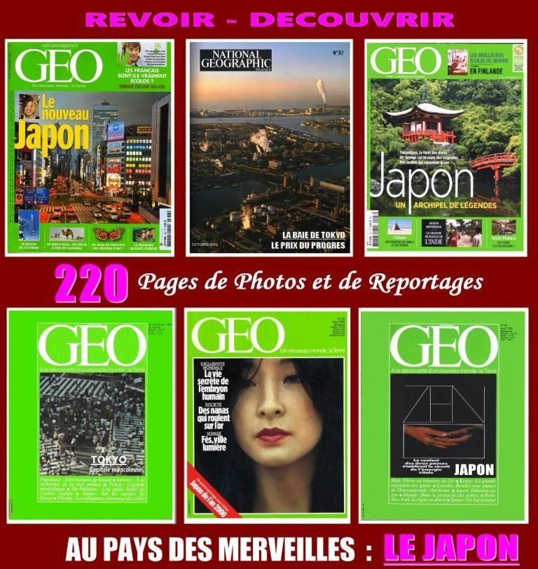 LE JAPON D'HIER ET D'AUJOURD'HUI / prixportcompris 18 Strasbourg (67)