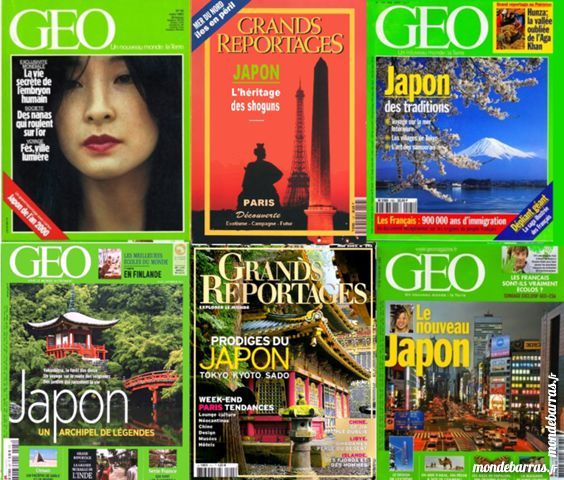 JAPON - géo - TOKYO / les-livres-de-jac 17 Laon (02)