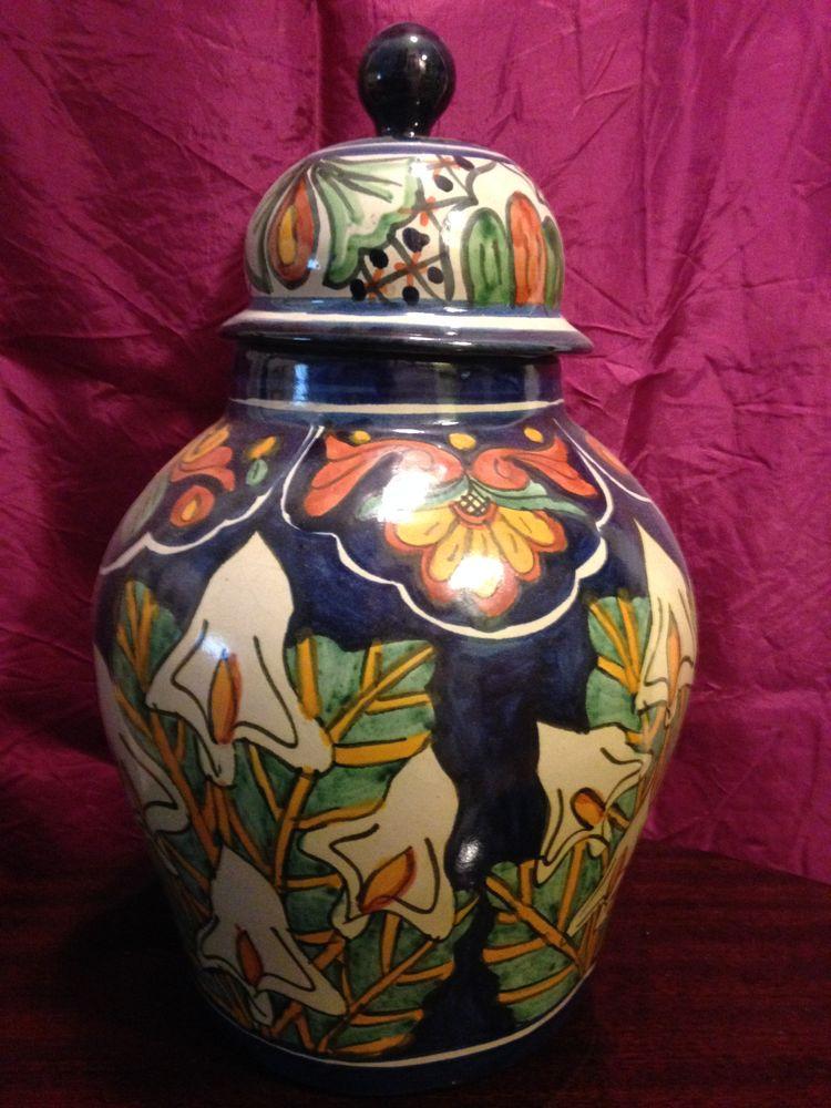Jarres Céramique du Mexique Décoration