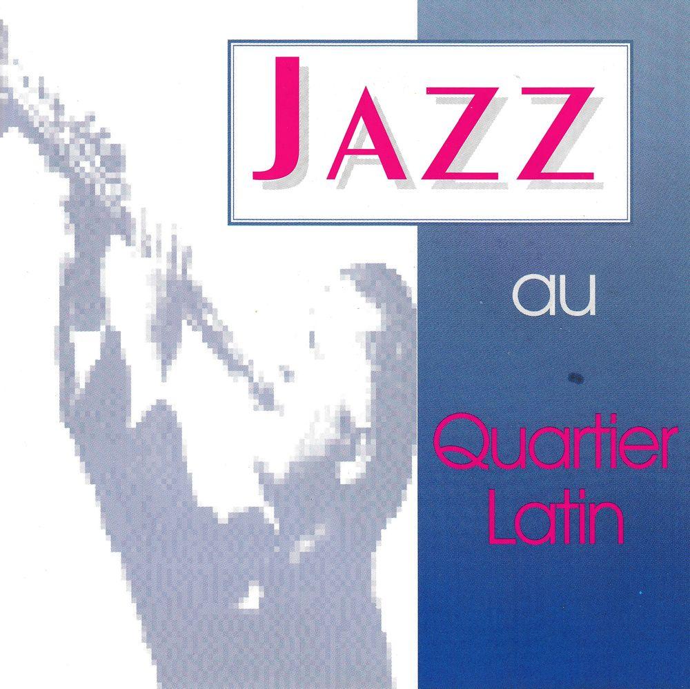 CD  Jazz Au Quartier Latin - Objet Publicitaire Nappes Nydel 8 Antony (92)