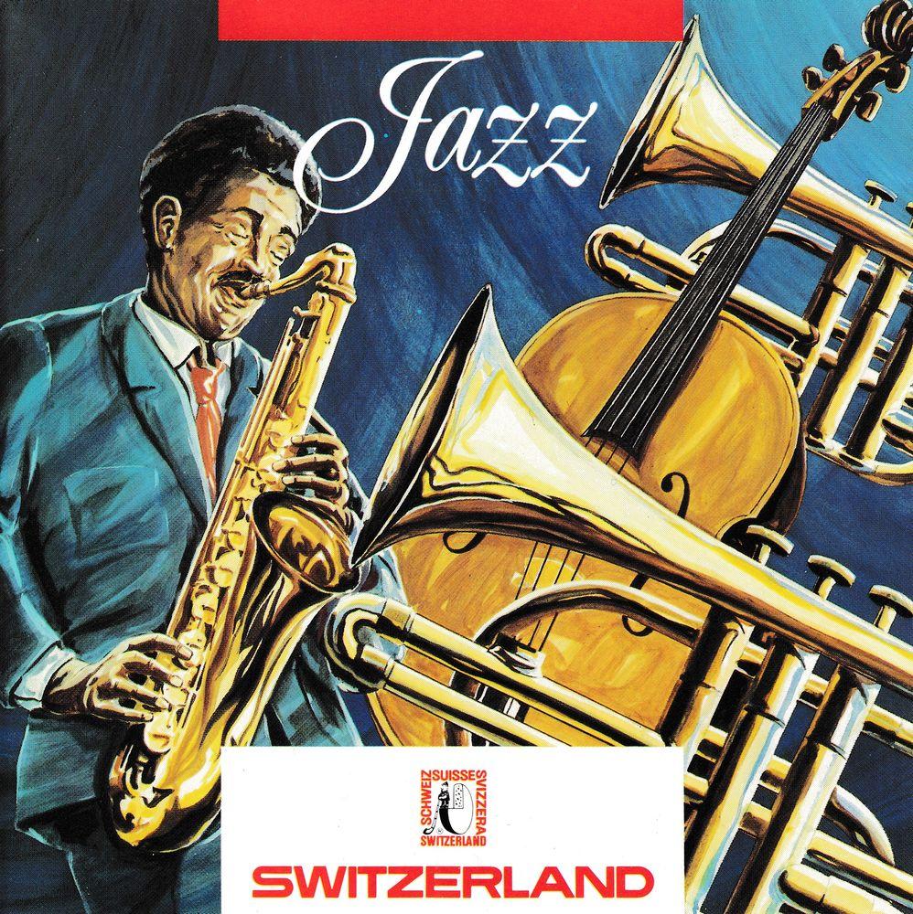 CD Jazz Switzerland  - Objet Publicitaire Fromages De Suisse 8 Antony (92)