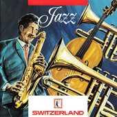 CD Jazz Switzerland  - Objet Publicitaire Fromages De Suisse 8 Bagnolet (93)