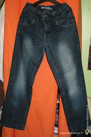 jean bleu 4 Houppeville (76)