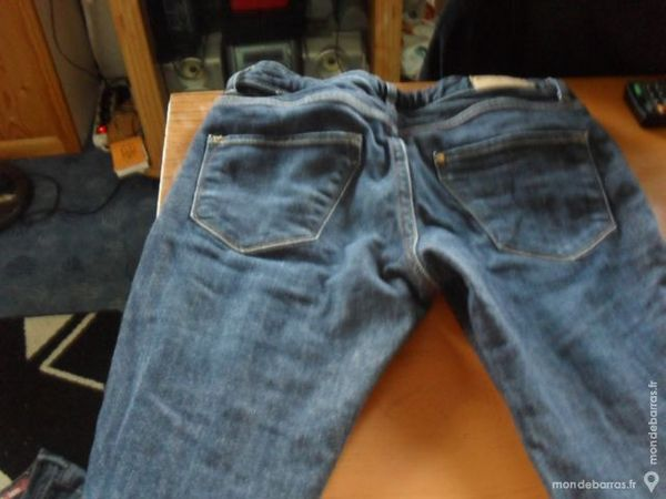 jean brut h&m taille 10 ans fille mode t 4 Cachan (94)