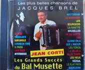 CD Jean CORTI  Les plus belles chansons de BREL 5 Lille (59)