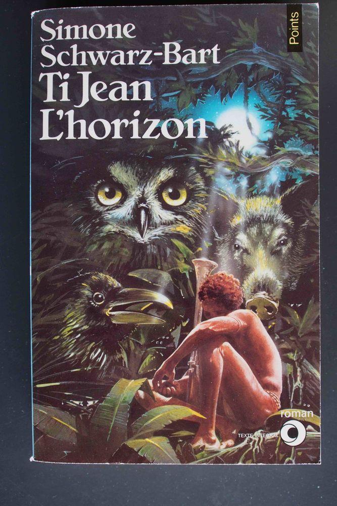 Ti Jean L'horizon - Simone Schwarz-Bart, Livres et BD
