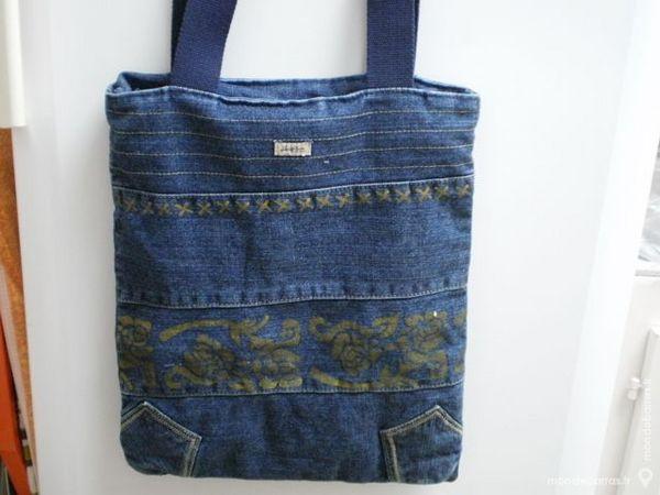un sac en jean   levi strauss 1 Étaples (62)