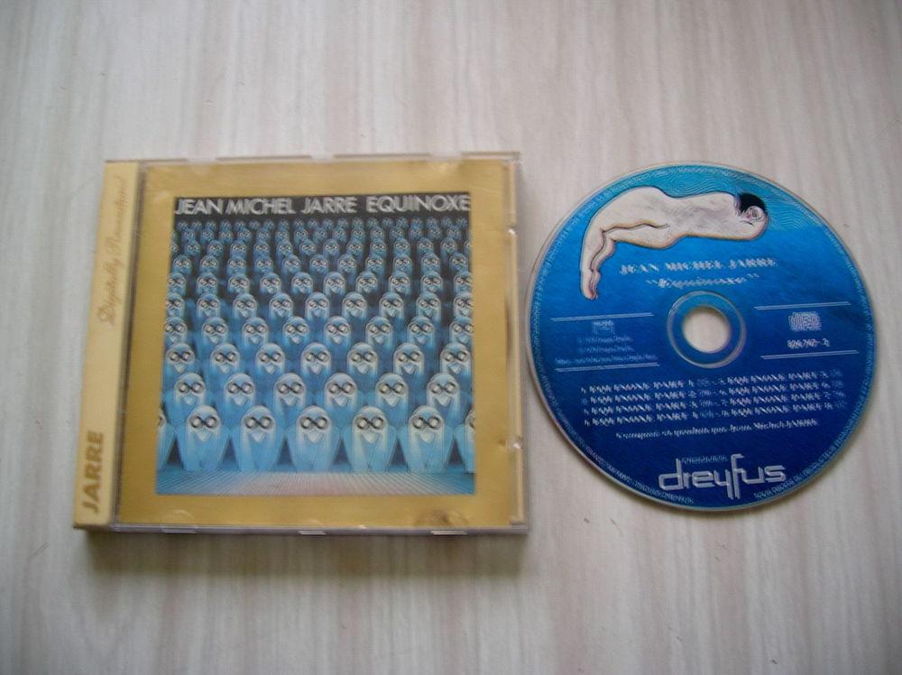 CD JEAN-MICHEL JARRE EQUINOXE (IMPORT USA) 23 Nantes (44)