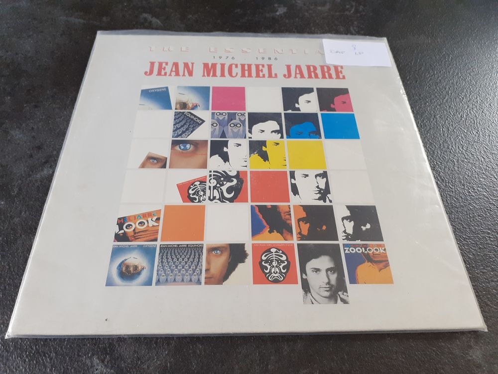 Jean Michel Jarre - The Essential (1976 - 1986)