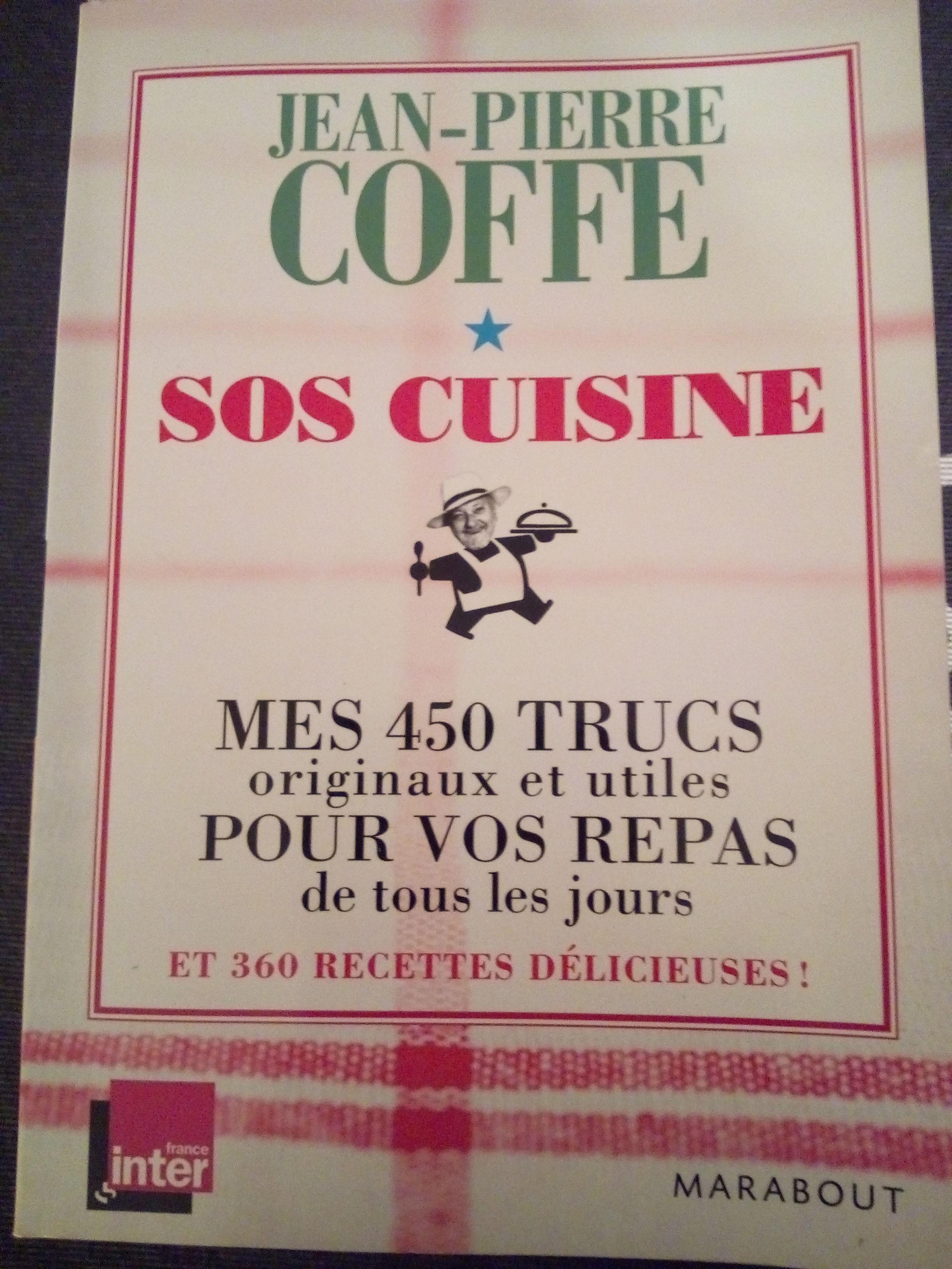 Jean Pierre Coffe - SOS Cuisine  4 Savigny-sur-Orge (91)