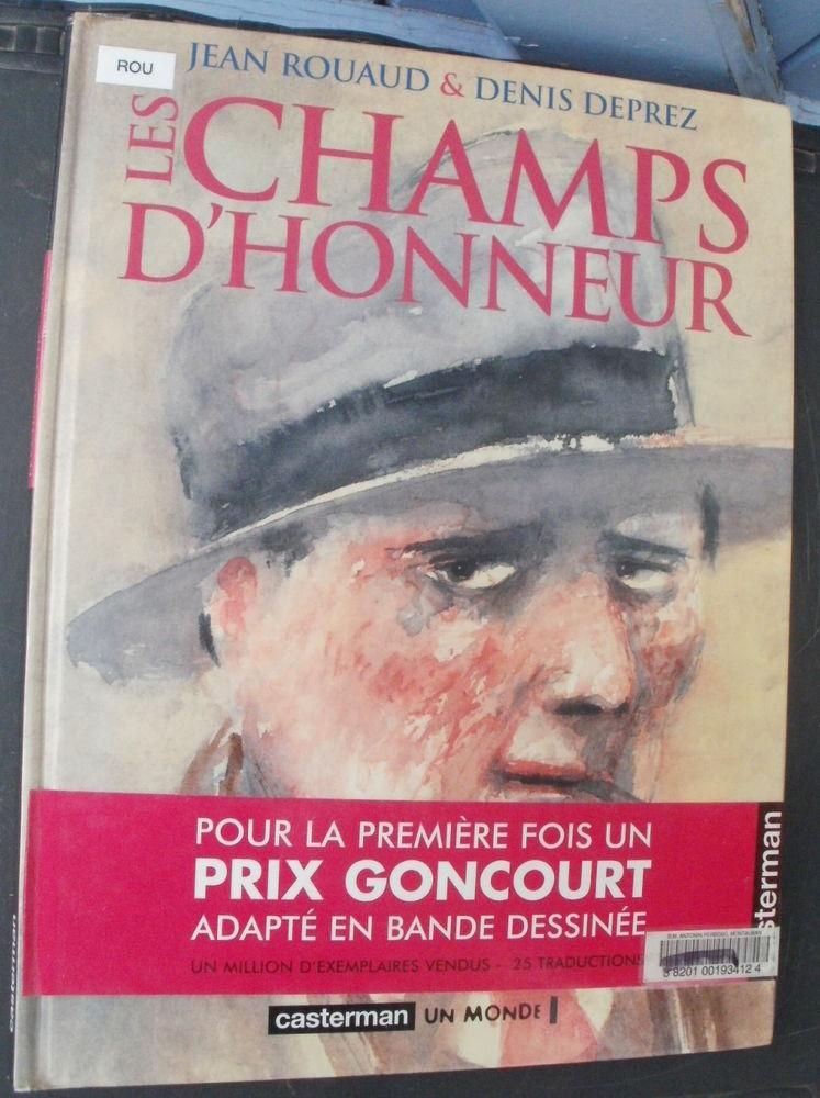 Jean ROUAUD / Denis DEPREZ Les champs d'honneur 8 Montauban (82)