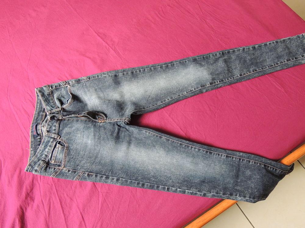 Jean taille haute taille 38 8 Baie-Mahault (97)
