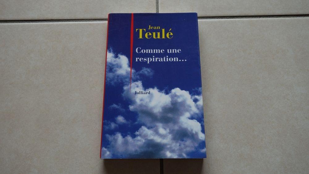 Jean Teulé: Comme une respiration 2 Hyères (83)